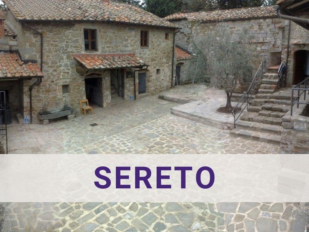 Base scout Sereto Toscana
