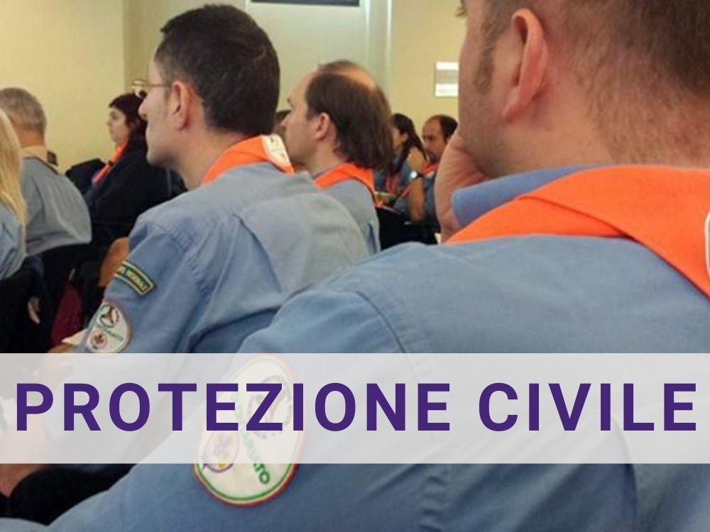 pattuglia protezione civile